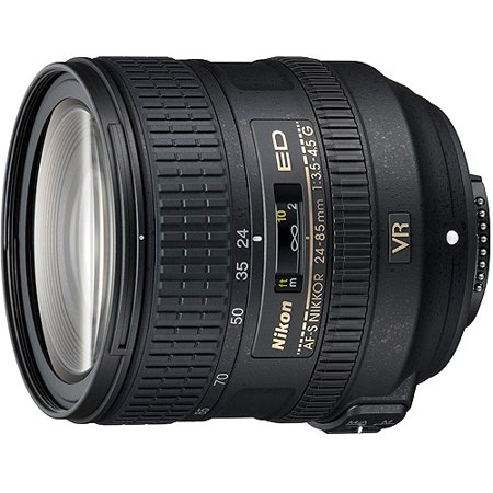 Nikon AF-S NIKKOR 24-85mm f/3.5-29 Medium Telephoto