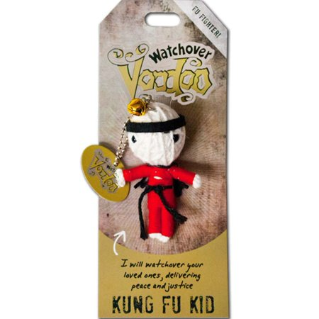 Watchover Voodoo Doll - Kung Fu Kid / Green Card ()