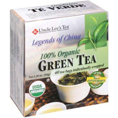 Uncle Lee's Tea: Légendes de Thé Vert de Chine, 2,26 oz