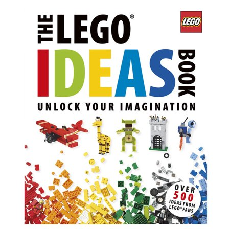 The LEGO Ideas Book [Hardcover] [Sep 19, 2011] Lipkowitz, Daniel