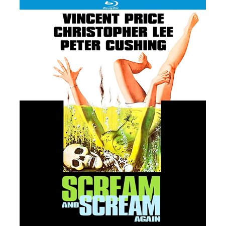 Scream And Scream Again (Blu-ray)](Scarecrow Scream)