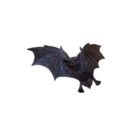 Peel-n-Stick Poster of Halloween Bat Fly Flying Dog Decoration Vampire Poster 24x16 Adhesive Sticker Poster - Flying Dog Halloween Party