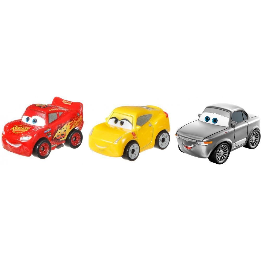 Disney Pixar Cars Mini Racers #15 Thomasville Cruz Ramirez Metal Vehicle Mattel