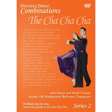 Discover Dance Combinations  The Cha Cha  Series 2