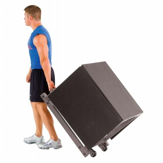 Power Systems 20570 42 inch Adjustable Power-Plyo Box