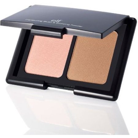 e.l.f. Cosmetics Blush & Bronzing Powder, Blushed/Bronzed St. Lucia](Elf Nakeup)