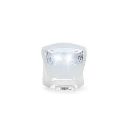 Center Link Media headlightclear Bike Horn Headlight, Clear