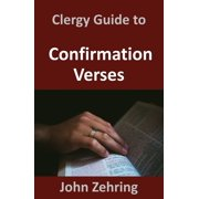Clergy Guide to Confirmation Verses - eBook