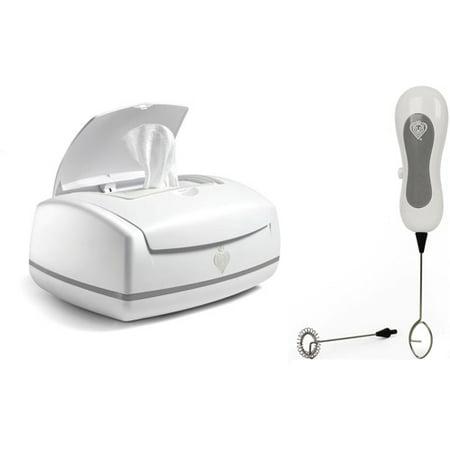 Prince Lionheart Premium Wipe Warmer with Bonus Formula (Wipe Warmer)