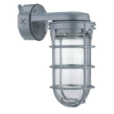 Lithonia Lighting VW150I M12 1-Light 150 Watt Wall Mount Vapor Utility Light