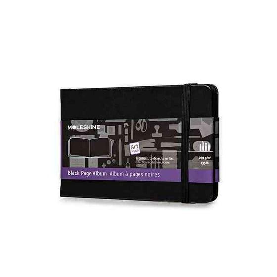 Moleskine Hard Black Page Album Pocket