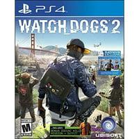 Watch Dogs 2, Ubisoft, Playstation 4 (PS4) Ubisoft