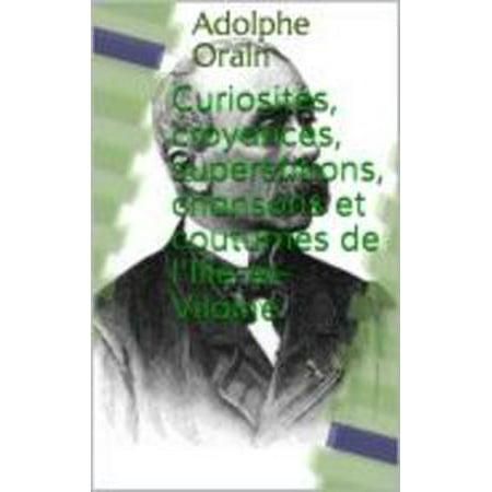 Curiosités, croyances, superstitions, chansons et coutumes de l'Ille-et-Vilaine - eBook](L'halloween Chanson)