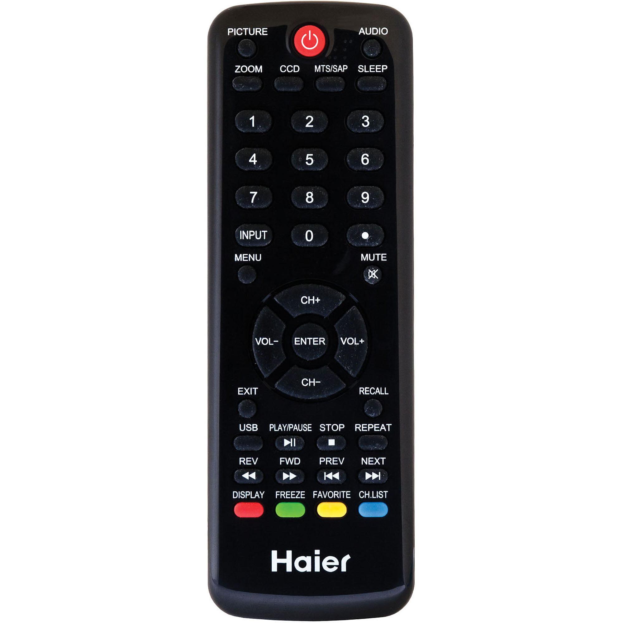 """Haier LE22D3380 22"""" 1080p 60Hz Class LED (2.25"""" ultra-slim) HDTV"""