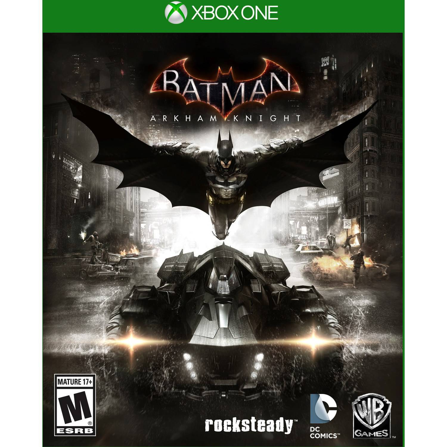 Batman Arkham Knight (Xbox One) - Pre-Owned