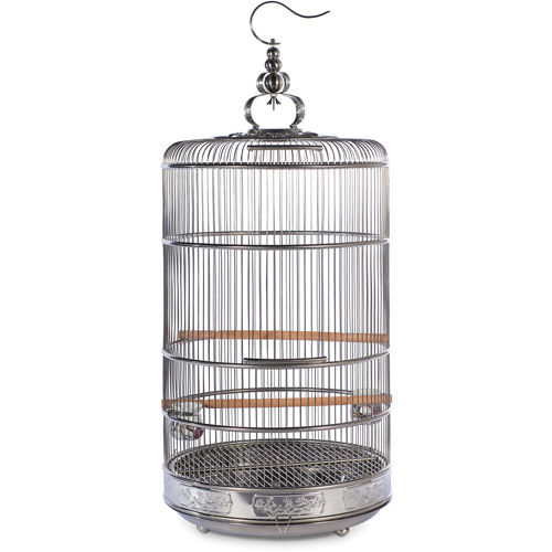 Prevue Pet Products Dynasty Stainless Steel Bird Cage
