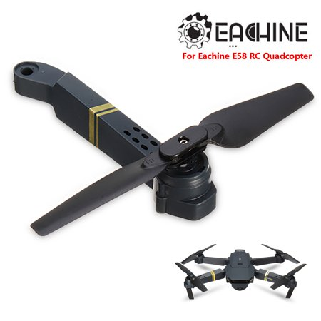 Parts Propeller - Eachine E58 Axis Arms with Motor & Propeller Replacement Spare Parts for RC Drone Quadcopter