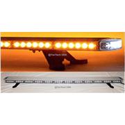 "60"" Amber LED Emergency Light Bar Flashing Tow/Plow Truck Wrecker w/ BRAKE & CARGO LIGHTS"