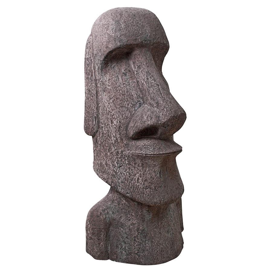 Desktop Design Toscano Easter Island Ahu Akivi Moai Monolith Statue