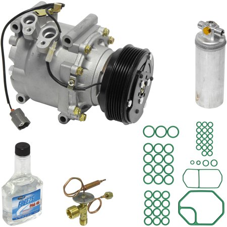 New A/C Compressor and Component Kit 1050534 - 38810-P5M-016 (Prelude Kit)