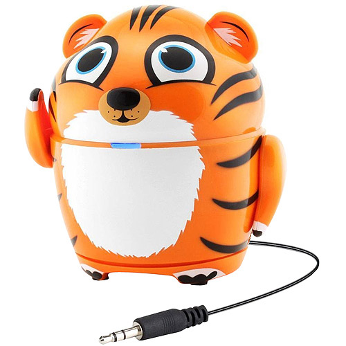 GOgroove Groove Pal Tiger - Speaker - for portable use - 4 Watt