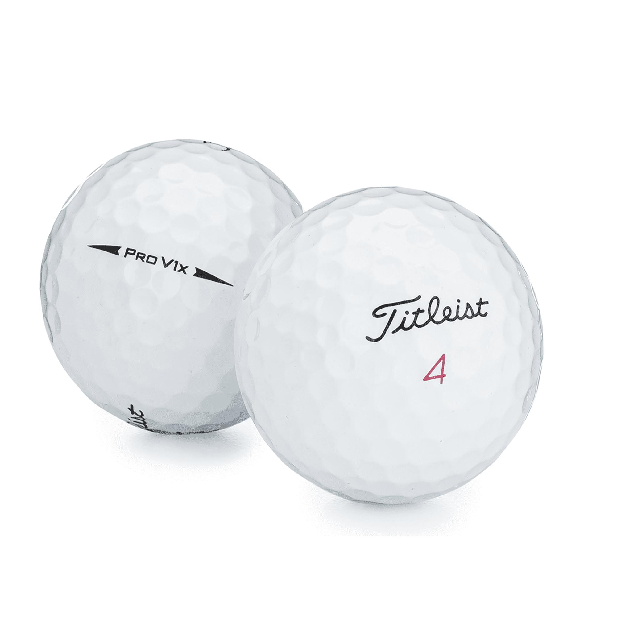 Titleist Pro V1x - Mint Quality - 24 Golf Balls