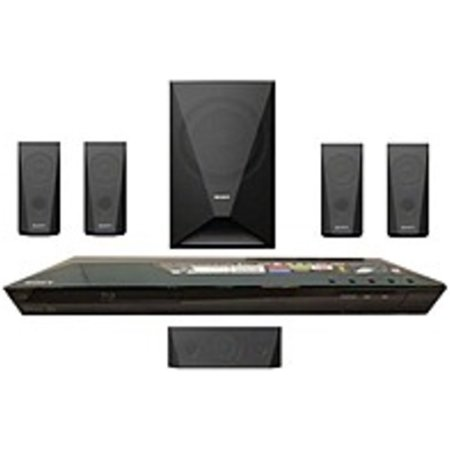 Sony BDV-E3100 3D Blu-ray Home Theater System with Wi-Fi – 5.1 (Refurbished)