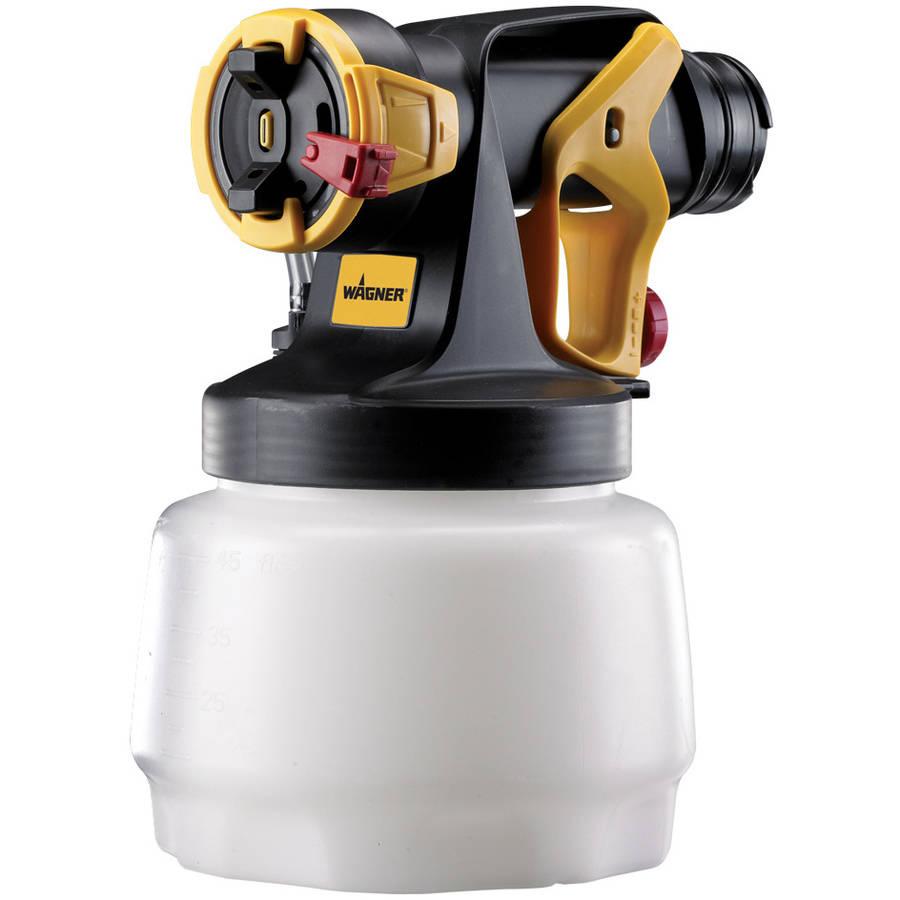 iSpray Nozzle, Black/Yellow