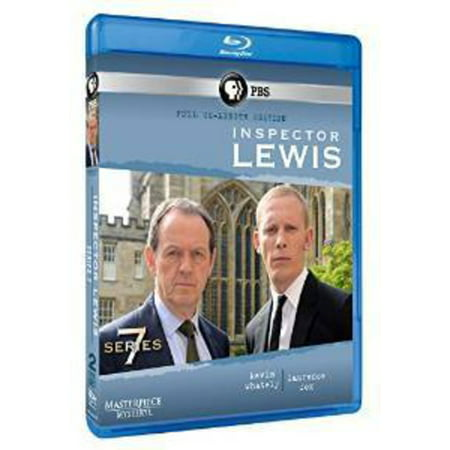 Inspector Lewis: Series 7 (Blu-ray) - Not Ray Lewis Halloween