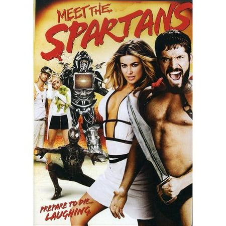 Meet The Spartans (Full Frame, Widescreen)](Spartan Movie)