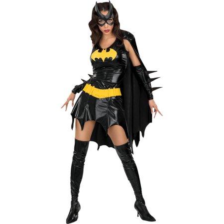 Batgirl Adult Costume X Small - Batgirl Costume Party City