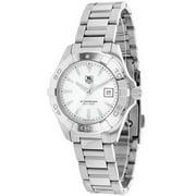 Tag Heuer Women's Aquaracer Watch Quartz Sapphire Crystal WAY1411.BA0920