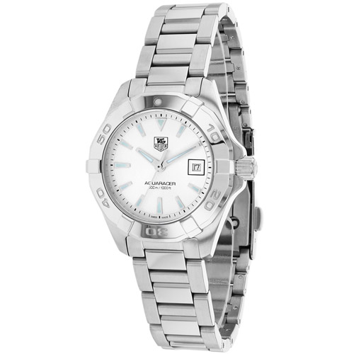 Tag Heuer Women's Aquaracer Watch Quartz Sapphire Crystal WAY1411.BA0920