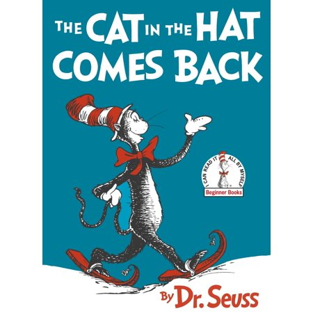 The Cat in the Hat Comes Back - - Cat In The Hat Halloween Book