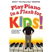 Play Piano in a Flash for Kids! - eBook
