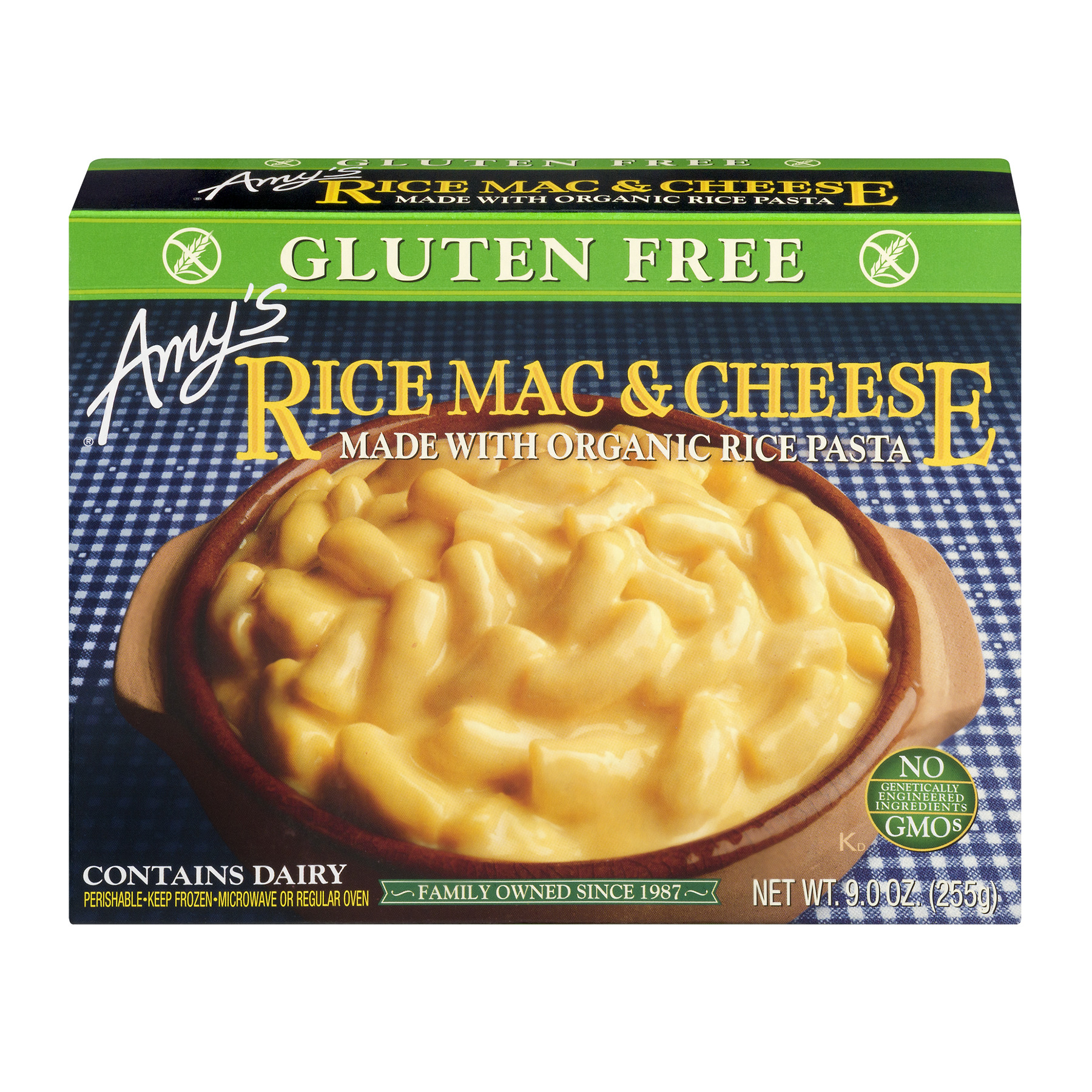 Amy's Rice Mac & Cheese, 9.0 oz