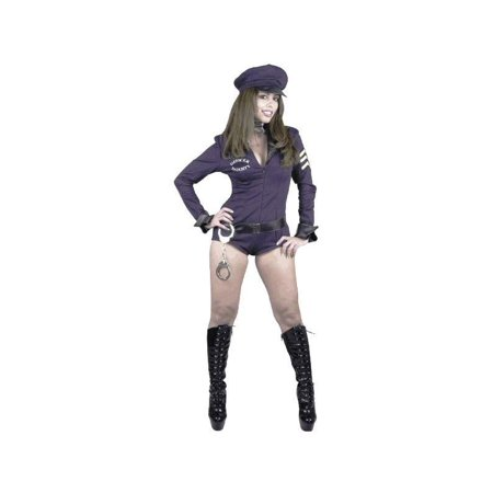 Adult Naughty Police Officer Costume - Officer Naughty Costume