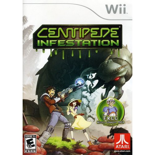 Centipede: Infestation (Wii)