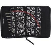 "ChiaoGoo TWIST Red Lace Intchg Knitting Needle 4"" Tip Set-Small"