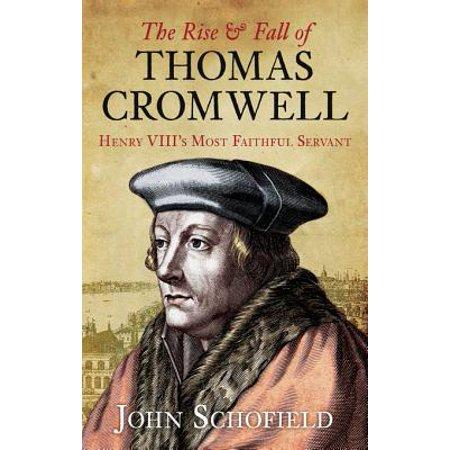 Rise & Fall of Thomas Cromwell - eBook