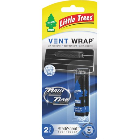 Little Trees Vent Wrap Car Air Freshener Walmart Com