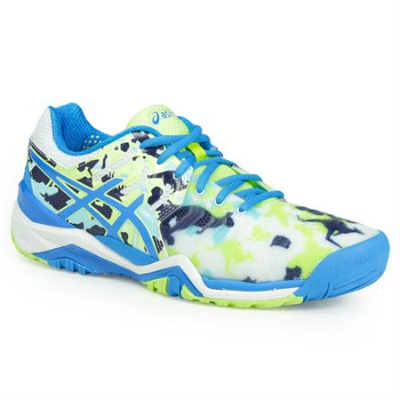 Asics Gel Resolution 7 Limited Edition Melbourne Womens Tennis Shoe Size: 10.5