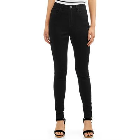 No Boundaries Juniors' high rise skinny jean 7 Jeans Womens Juniors Pants