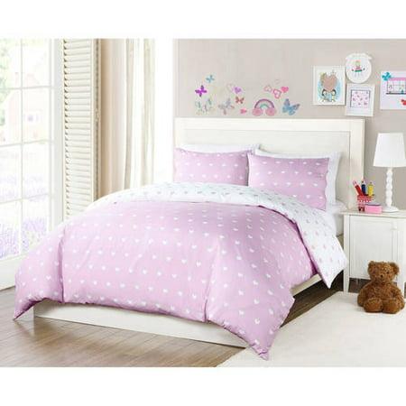 Kelly Heart Comforter Set
