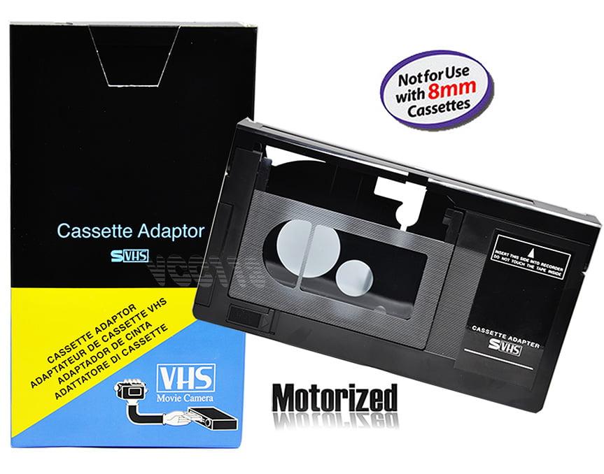 Vhs-C Adapteri