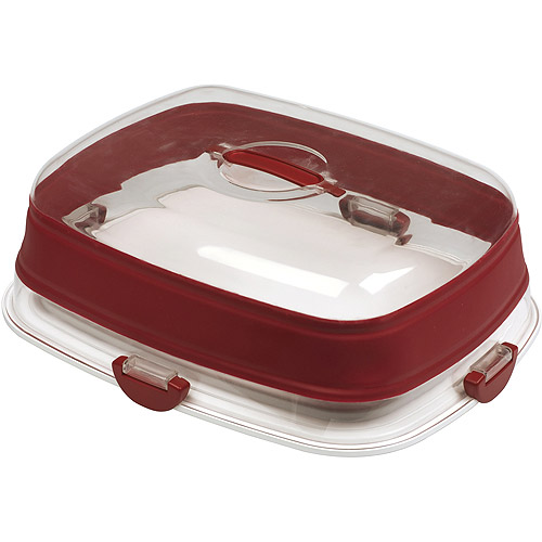 Progressive International Collapsible 9'' x 13'' Cake Carrier