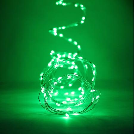 Branch Tree Lights 180 LED Copper - Green