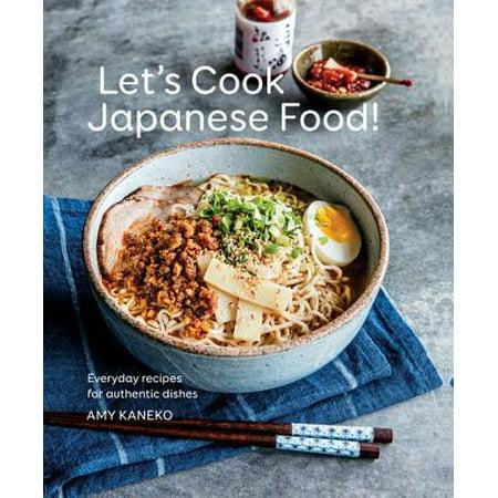 Let's Cook Japanese Food - eBook - Halloween Japanese Food