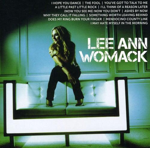 Lee Ann Womack - Icon Series: Lee Ann Womack (CD)