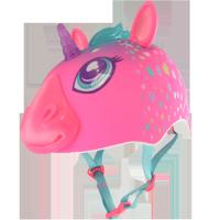 Raskullz Super Rainbow Unicorn LED Helmet, Child 5+ (50-54cm)